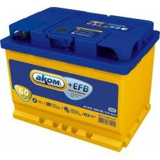 Baterie auto Akom EFB 6СТ-60VL