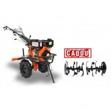 Motocultor Aerobs BSD1050D