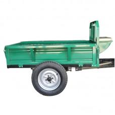Remorca p/u motobloc GreenLand RM700 1400*800