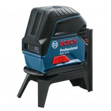 Nivela laser Bosch GCL 2-15 + tripod BT 150 (06159940FV)