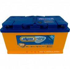 Baterie auto Akom EFB 6СТ-90VL