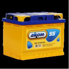 Baterie auto Akom 6CT-55VL