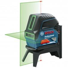 Nivelă laser multifuncţională GCL 2-15 G Bosch Professional