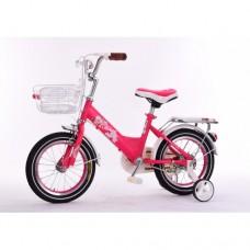Bicicletă copii 16 VL - 209 red