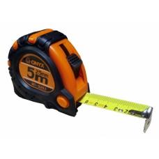 Ruletă 5m x 25mm cu încuietor (cu două fețe) Wokin 500465