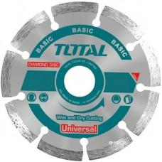 Disc cu diamant p/u beton 125mm Total TAC2111253