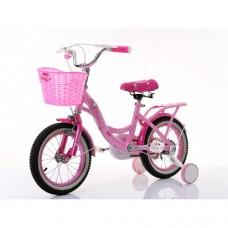 Bicicletă copii 16 VL - 212 pink