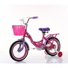 Bicicletă copii  18 VL - 213 red