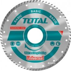 Disc cu diamant p/u beton 230mm Total TAC2132303