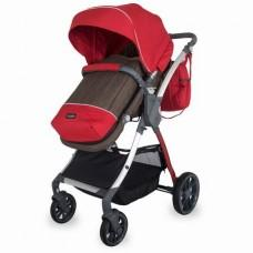 Carucior Coccolle Acera 3 in 1 Red
