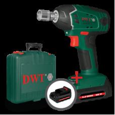 Mașină de înșurubat cu impact DWT ABW-18 SLi BMC