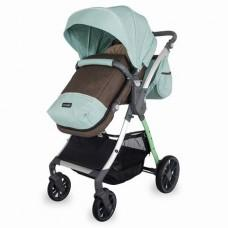Carucior Coccolle Acera 3 in 1 Green