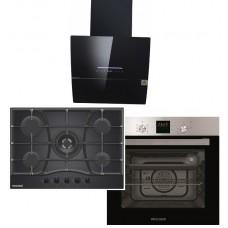 Setul de tehnica incorporabila Wolser Black WL (119891/122459/121602)