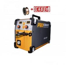 Aparat de sudat semi-automat Procraft industrial SPI320 MMA+MIG
